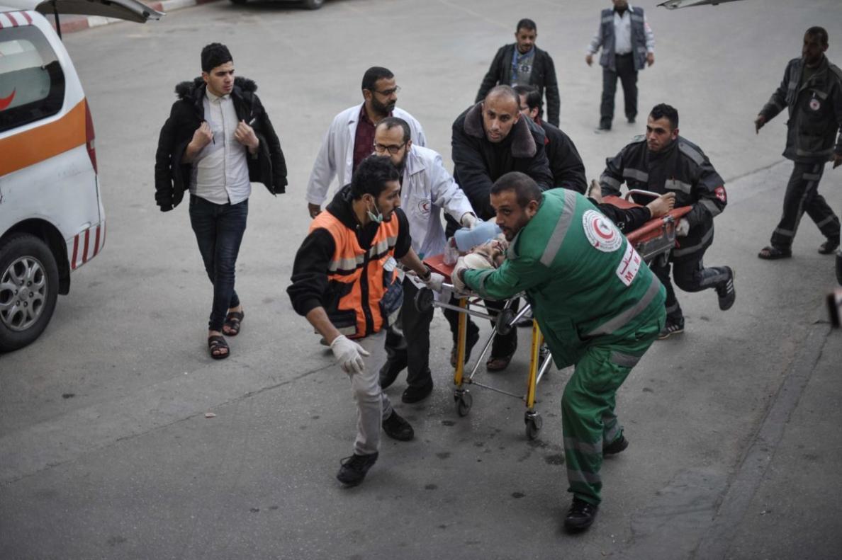 """Ministério da Saúde de Gaza presta serviços """"qualitativos"""" apesar do cerco"""