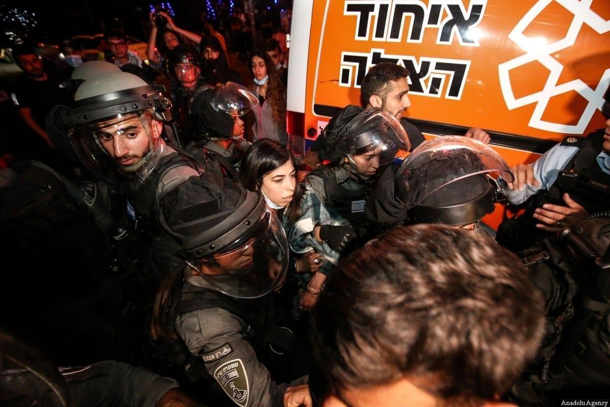 Israel e seus colonos ilegais demonstram a realidade e brutalidade da ocupação