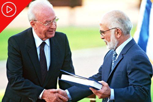 Relembrando o Tratado de Wadi Araba e a 'paz fria' da Jordânia com Israel